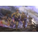 strelets m128 Infanterie japonaise a l'attaque 39/45