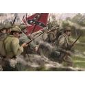 strelets 152 Sudistes Charge de la brigade Pickett (2)