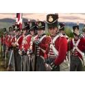strelets 162 Infanterie Anglaise en attente