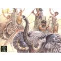 hat 9023 Elephants de guerre carthaginois