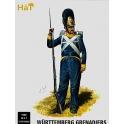 hat 9308 Grenadiers wurtembourgeois