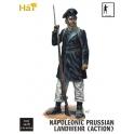 hat 9324 Landwehr prussienne au combat