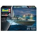 revell 5147 Patrol Torpedo Boat PT109 (nouv. moule)