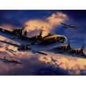 revell 4279 Boeing B-17F Memphis Belle