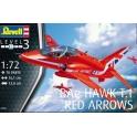 revell 4921 BAe Hawk T.1 Red Arrows (nouv. moule)