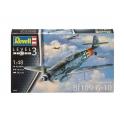 revell 3958 Bf-109G-10 IV./JG301, Stendal, Spring 1945