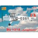 rs 92192 Bucker Bu-131A Jungmann