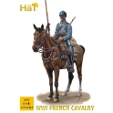 hat 8273 Cavalerie francaise 1916/1918
