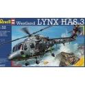 revell 4837 Lynx MK.3 Royal Navy (1/32è)