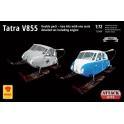 attack 72909 Tatra V855 Aerosan (2 kits)