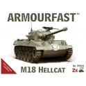 hat armourfast 99034 Char M18 Hellcat us