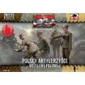 First to fight 55 Artilleurs Polonais