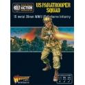 WWII US Paratrooper Squad