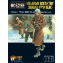 WWII US Army Infantry Squad in Winter Clothing