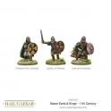 Saxon Earls & Kings - 11th Century