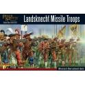 Landsknecht Missile Troops