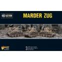 Marder Tank Destroyer Zug