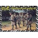 caesar hb04 Infanterie allemande en poncho 39/45