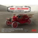 ICM 24004 Model T 1914 Camion de pompiers