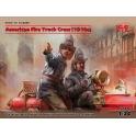 ICM 24006 Equipage de pompiers américains 1910s