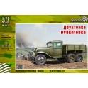 zebrano 72119 Camion soviétique Dvukhtonka