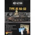 Japanese Type 95 Ha-Go light tank