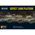 Soviet Armoured Platoon (3 T-34 plus infantry)